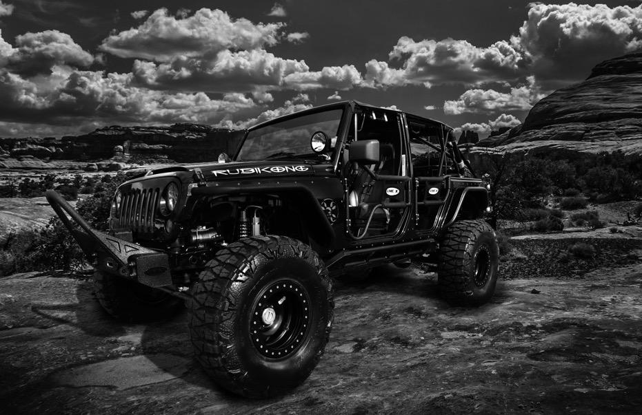 Jeep Komple Dış Kasa Kaplama